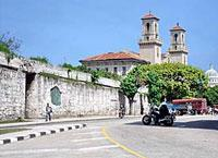 Arquitectura: Muralla de La Habana