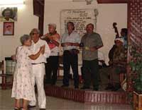 Cultural themes: Guajira Guantanamera Song,