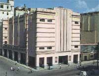 Theaters: Fausto, Cinema-Theater, Havana City