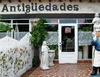 Restaurants: Antiguedades