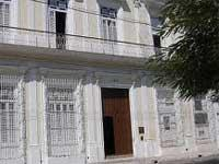 Monuments: Jose Antonio Echeverria, Casa Natal de, Matanzas