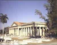 Monuments: Tomas Acea Cemetery, Cienfuegos Ciudad
