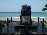 Monuments: Desembarco de Maceo por Playa de Duaba