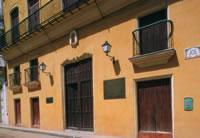 Museos: Museo Alejandro  de Humboldt, Ciudad Habana