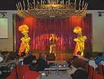 Cabaret: Salon Rojo (Hotel Capri), Havana City