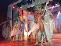 Cabaret: Copa Room (Hotel Riviera), Havana City