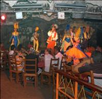 Cabaret: Cuevas del Pirata, Varadero Beach