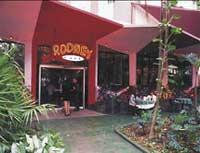 Restaurants: Cafe Rodney
