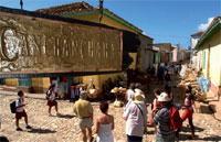 Bars: La Canchanchara, Trinidad