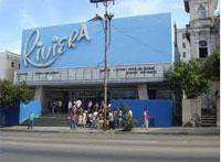 Movie theater: Riviera