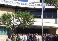 Clinics: Cira Garcia, Clinica Central, Havana City