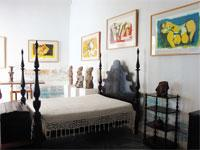 Art Galleries: Guayasamin, Casa Fundacion