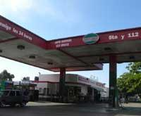 Gas Station: El Motor