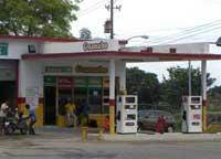 Gas Station: Guanabo