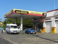 Gas Station: Almendares