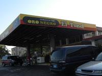 Gas Station: El Tunel