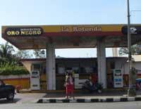 Gas Station: La Rotonda