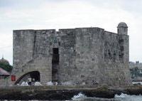 Bars: Chorrera Fortress