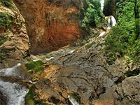 Areas of Natural Interest: Caburni Waterfall