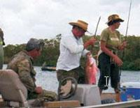 Fishing: Lagunas de Florida