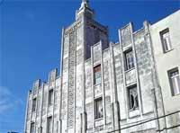 Churches and Convents: Iglesia del Inmaculado Corazon de Maria