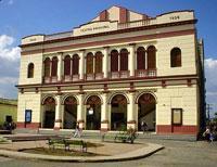 Architecture: Principal Theater