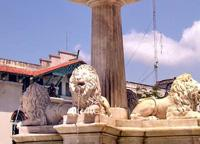 Interesting Places: Lions Fountain