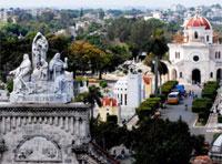 Architecture: Christopher Columbus Cemetery