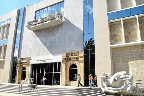 Art Galleries: Fine Arts Museum