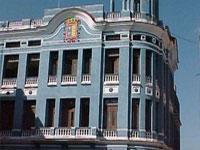 Architecture: Guerrero Theather