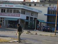 Gas Station: La Copa