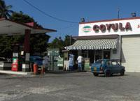 Gas Station: Coyula