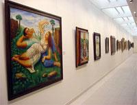 Interesting Places: Fine Arts Museum