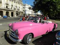 Classic Old Cabriolet Cars Tours Havana: Chevrolet  54 Cabriolet