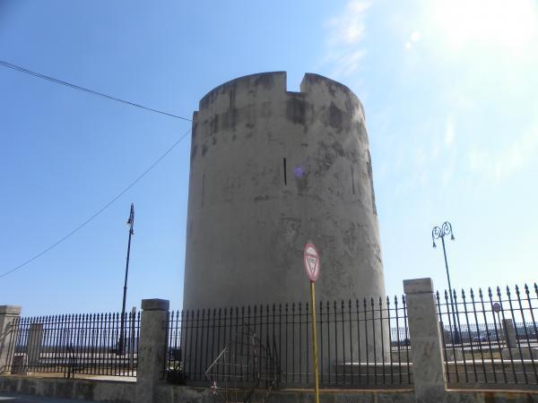Fortalezas Coloniales : Torreon de  San Lazaro