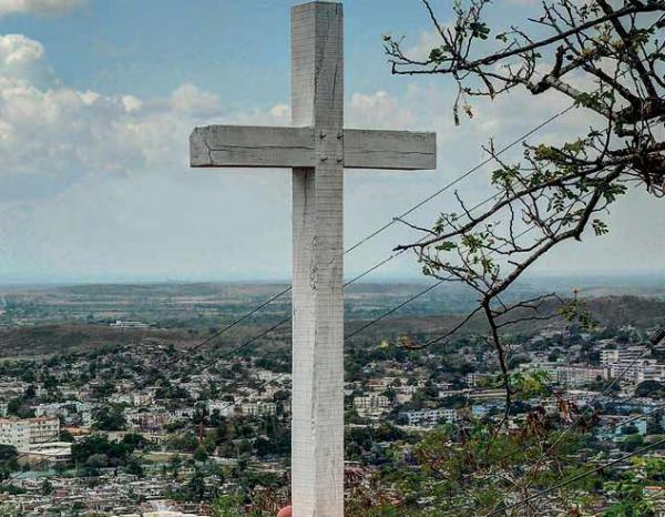 Interesting Places: Loma de la Cruz