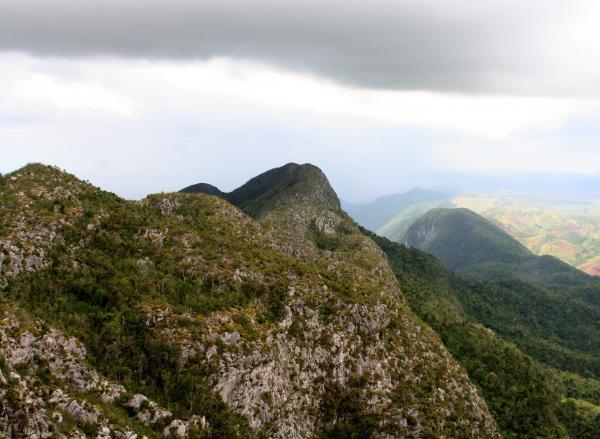Nature Trails: Mas alla de las de las Espinas