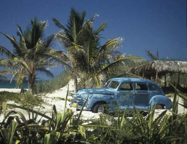 Beaches: Guanabo Beach