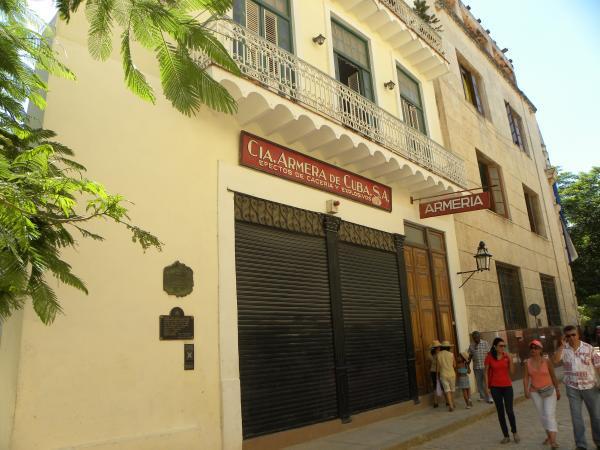 Museos: Museo Armerica