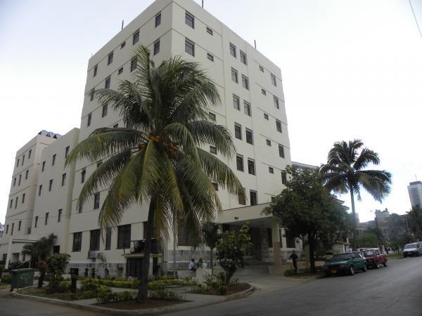 Clinics: Retinosis Pigmentaria   Centro Internacional   Camilo Cienfuegos