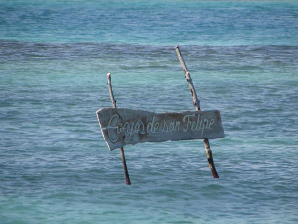 Areas of Natural Interest: San Felipe Key