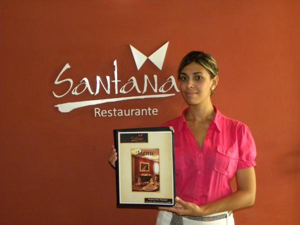 Paladares: Santana