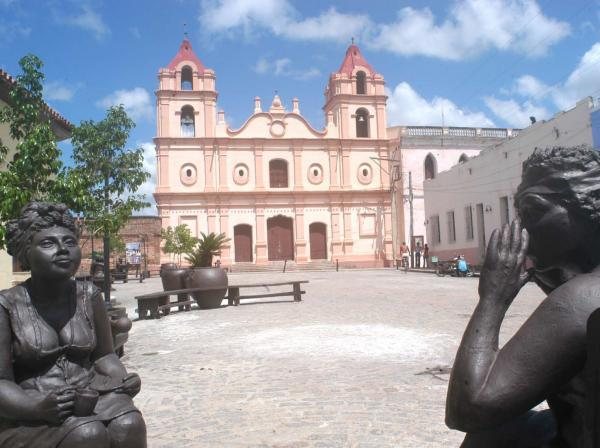 Plazas: Plaza del Carmen