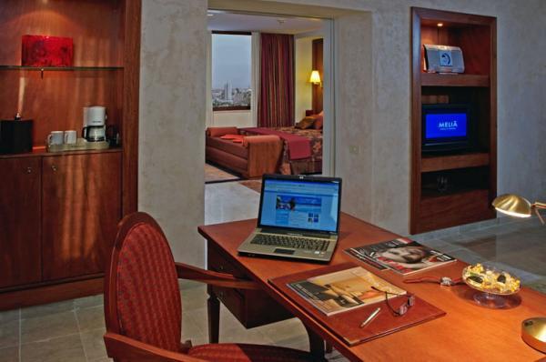 Servicios VIP: Master Suite en Servicio Real del Melia Cohiba