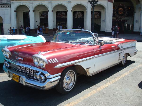 Chevrolet Impala Cabriolet Classic Old Cabriolet Cars Tours