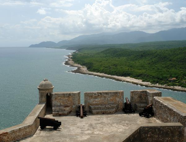 Colonial Fortress: San Pedro de la Roca Castle, El Morro