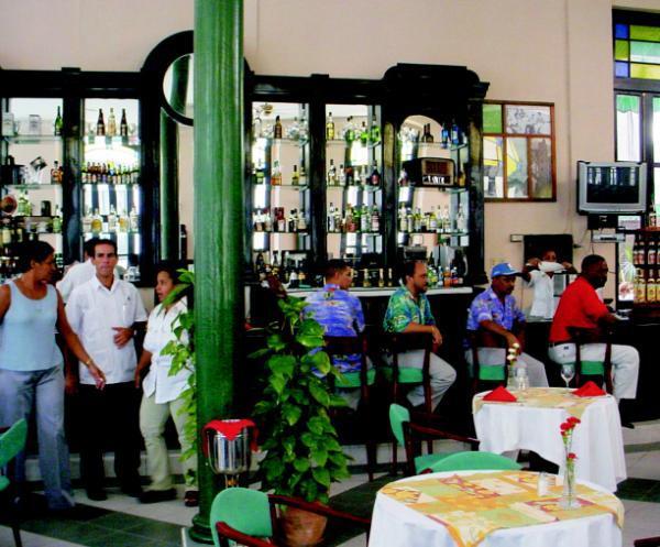 Restaurants: Cafe Taberna