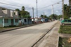 El Salvador municipality Guantanamo Cuba