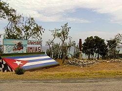 Imias municipality Guantanamo Cuba