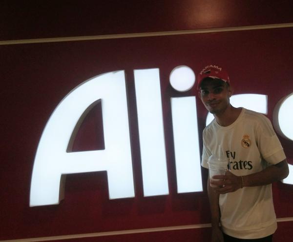 Tourist Guide Alí Alvarez